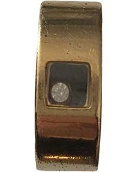 Chopard Happy Diamonds Gelbgold Ringe - Mehrfarbig
