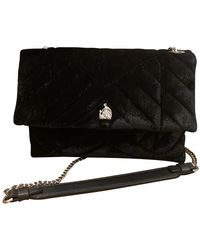 Lanvin Sugar Velvet Handbag - Black