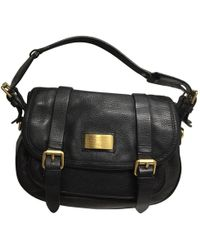 38291c66b6 Marc By Marc Jacobs Ball Chain Hopper Green Leather Crossbody Bag in ...
