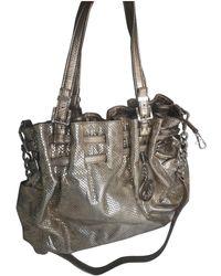 Michael Kors Lackleder Handtaschen - Mettallic