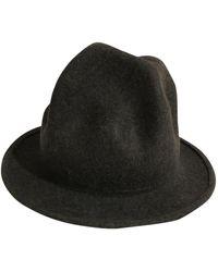 Vivienne Westwood Wool Hat - Grey