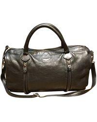 Zadig & Voltaire Sunny Leather Tote - Black