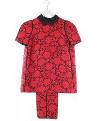 Louis Vuitton Jumpsuit - Red