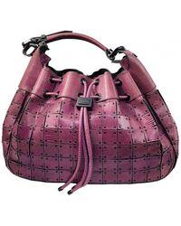 Burberry - Lizard Handbag - Lyst