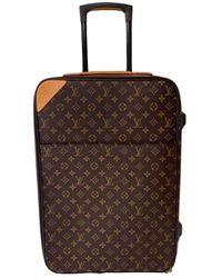 Louis Vuitton Pegase Leinen Reisetaschen - Mehrfarbig