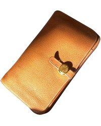 Hermès Dogon Leather Purse - Multicolour
