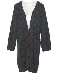 Zadig & Voltaire Gray Wool
