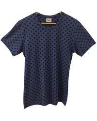Acne Studios T-shirts - Blau