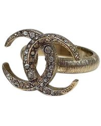 Chanel Cc Ringe - Mehrfarbig