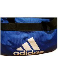 adidas 48 std/ tasche - Blau