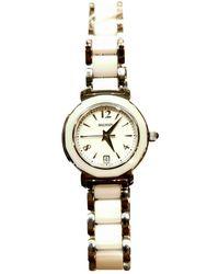 Balmain Ceramic Watch - White
