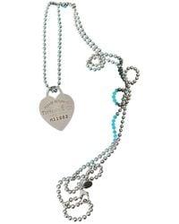 Tiffany & Co. Collar Return to Tiffany de Plata - Multicolor