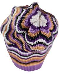 Missoni Cappelli in sintetico multicolore