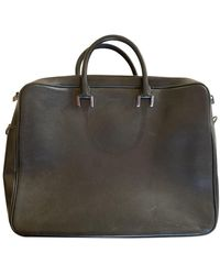 Givenchy Leather Satchel - Black