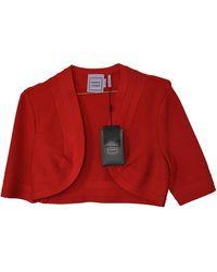 Hervé Léger Jacket - Red