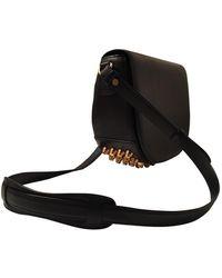 Alexander Wang Lia Leather Handbag - Black