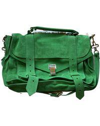 Proenza Schouler Ps1 Satchel - Green