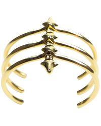 Jennifer Fisher Bracciali in metallo dorato - Metallizzato