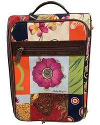 Ferragamo Travel Bag - Multicolor