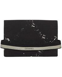 Chanel Black Synthetic