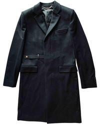 Givenchy Wool Coat - Black