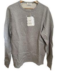 Acne Studios Sweatshirt - Grau