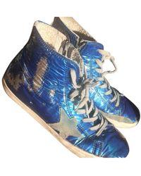Golden Goose Deluxe Brand Francy Sneakers - Blau