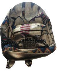 Chanel Graffiti Multicolour Cloth Backpack