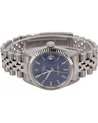 Rolex Datejust 36mm Uhren - Blau