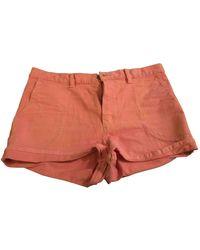 Étoile Isabel Marant Mini Short - Pink