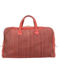 Hermès - Victoria Leather 48h Bag - Lyst