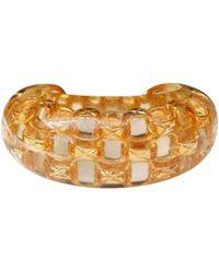 Chanel - Plastic Bracelet - Lyst