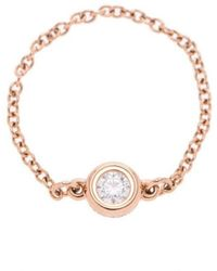 Tiffany & Co. Gelbgold Ringe - Mettallic
