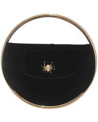 Charlotte Olympia - Pre-owned Velvet Handbag - Lyst