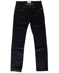 Acne Studios Jean droit - Multicolore