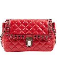 Michael Kors Leder Handtaschen - Rot