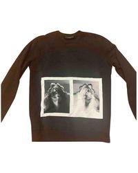 Givenchy Black Cotton Knitwear & Sweatshirt