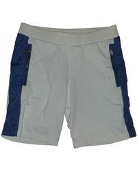 Moncler Shorts Baumwolle Weiß