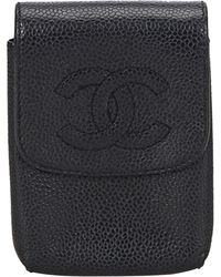 Chanel - Leather Home Decor - Lyst