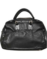 Goyard Ambassade Leather Bag - Black