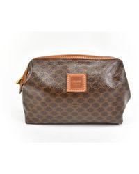Céline - Cloth Vanity Case - Lyst