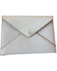 Louis Vuitton - Pochette de Cuero - Lyst