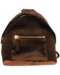 Tom Ford Leather Bag - Black