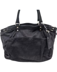 Vanessa Bruno - Lune Leather Handbag - Lyst
