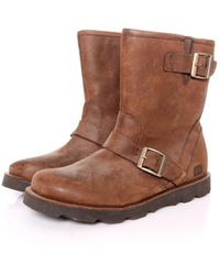 6cd19ac921e Brown Leather