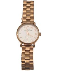 Marc By Marc Jacobs Watch - Metallic