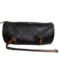 Louis Vuitton - Papillon Cloth Handbag - Lyst