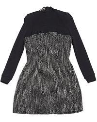 Dior - Black Wool - Lyst