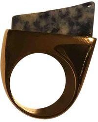 Chloé - Pre-owned Gold Metal Rings - Lyst