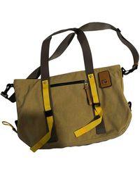 Loewe Eye//nature Cloth Travel Bag - Multicolour
